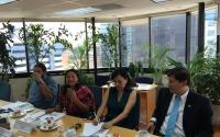 Reuniones G13, mes de mayo 2015