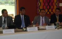 Reuniones abril Presidencia Pro Tempore Estados Unidos