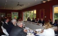 Reuniones de mayo Presidencia Pro Tempore de Estados Unidos