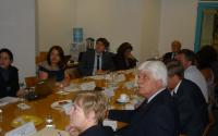 Reuniones noviembre Presidencia Pro Tempore Suecia